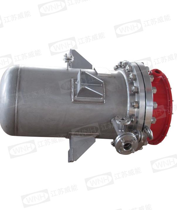 高温高压水防爆电加热器