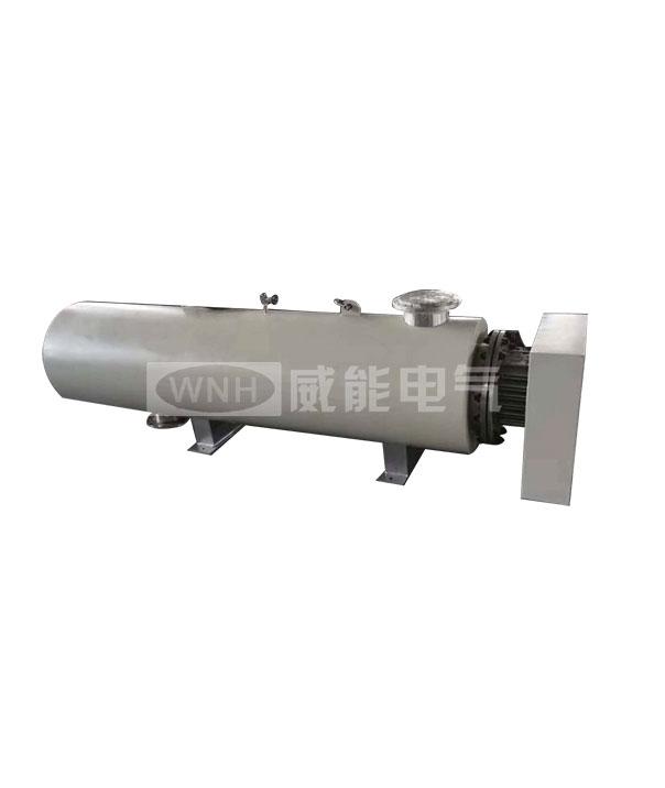 熔喷布管道加热器